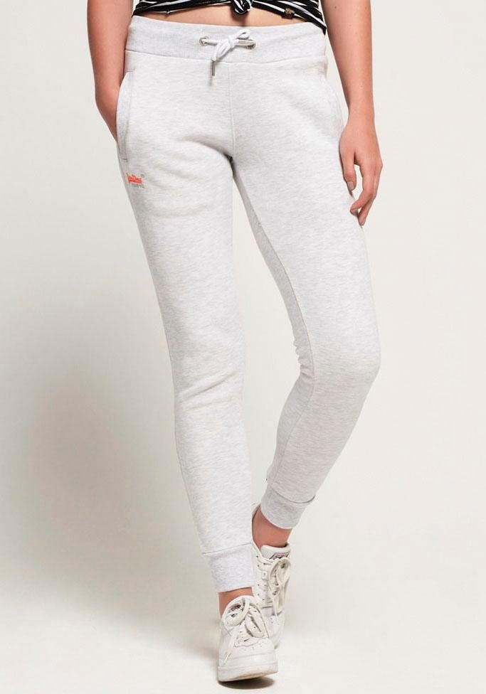 Superdry Jogger Pants »JOGGER« in High Waist Form | OTTO