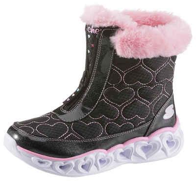 Details zu Mädchen Sportschuhe Kinderschuhe Flach Klettverschluss Schuhe LED Gr. 25 36 NEU