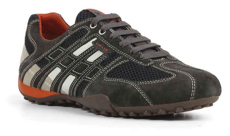 Geox »Snake« Sneaker im Materialmix mit Geox Spezial Membrane