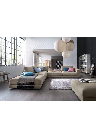 INOSIGN Kampinė sofa »Kronberg« gulimasis krės...