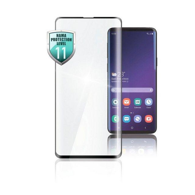 Hama 3D-Full-Screen-Schutzglas für Samsung Galaxy S10 Displayschutz