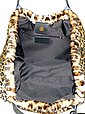 COLLEZIONE ALESSANDRO Schultertasche »Leopard«, aus weichem Kunstpelz mit Leodruck, Bild 4