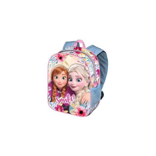 Kinderrucksack 3D Die Eiskönigin