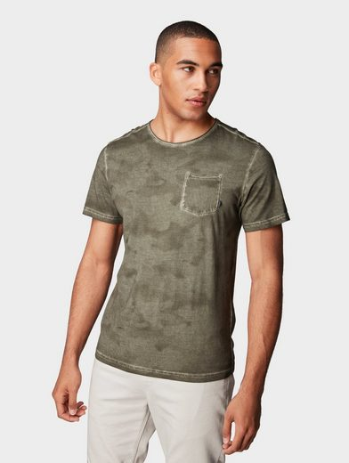 TOM TAILOR T-Shirt »T-Shirt mit Brusttasche«