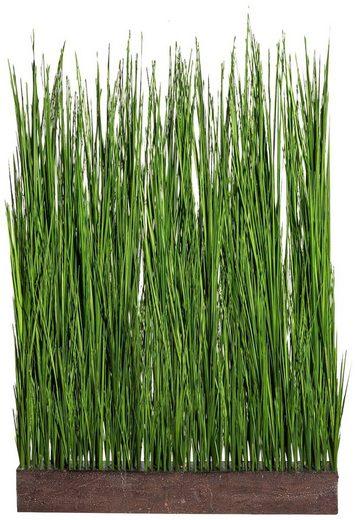 Kunstpflanze »Gras Raumteiler«, H: 150 cm