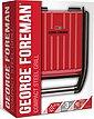George Foreman Kontaktgrill Steel Compact Fitnessgrill rot 25030-56, 1200 Watt, 12000 W, Bild 4