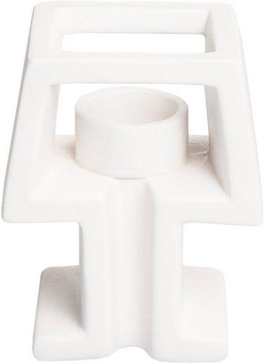 VALENTINO Wohnideen Teelichthalter »Lampada«, Höhe 21 cm