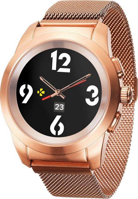 MYKRONOZ ZeTime Elite Regular Smartwatch 3 1 cm 1 22 Zoll