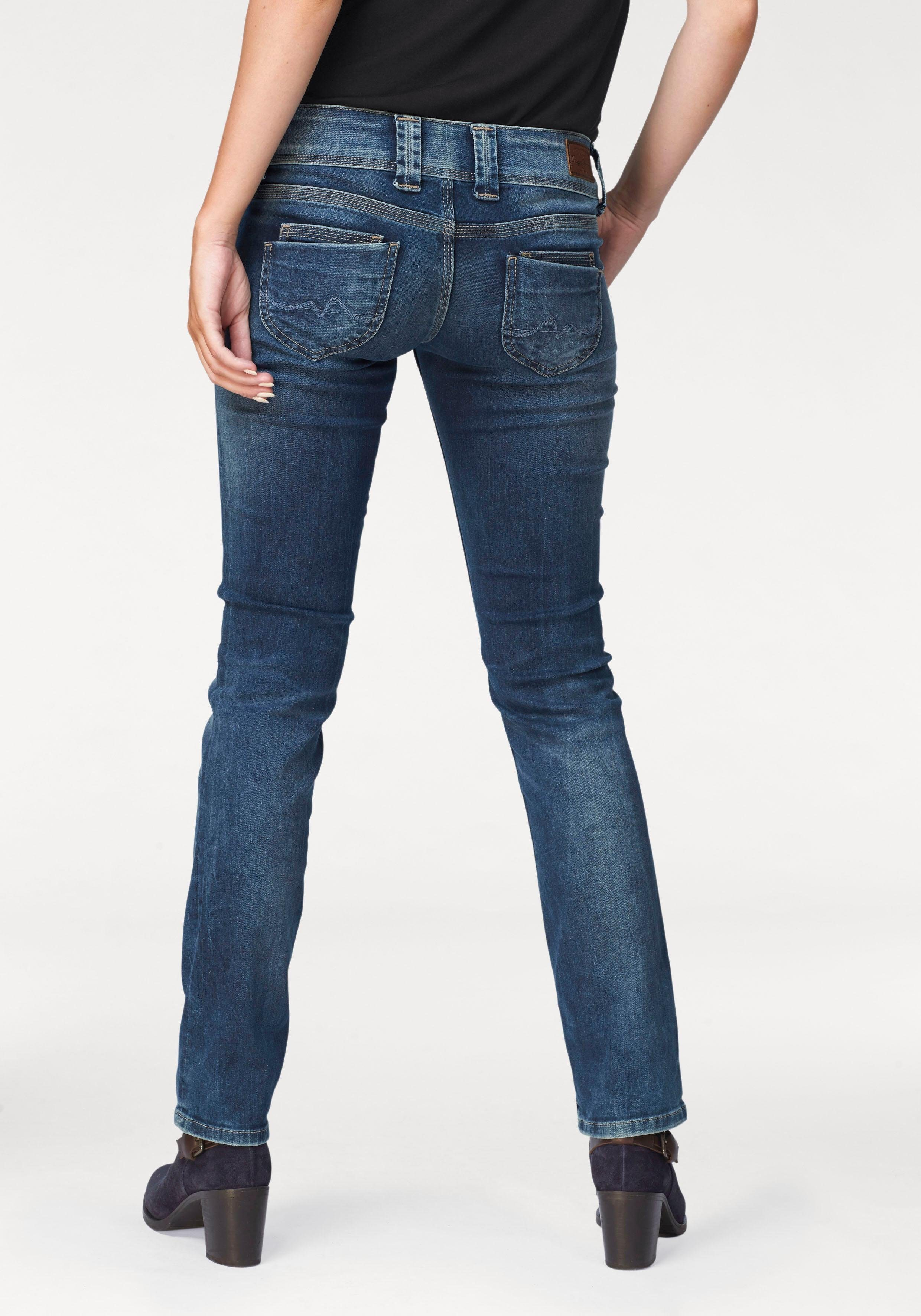 pepe jeans schwsrz damen