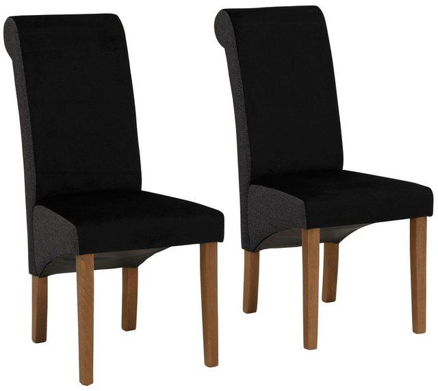 Stühle und Bänke - Home affaire Stuhl »Silvi« (2er Set)  - Onlineshop OTTO