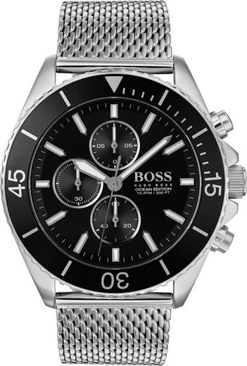 Boss Chronograph »OCEAN EDITION, 1513701«