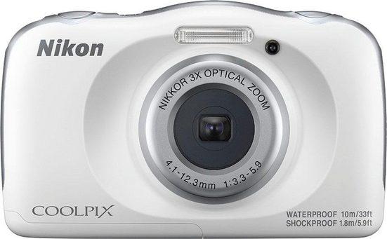 Nikon »Coolpix W150« Outdoor-Kamera (13,2 MP, 3x opt. Zoom, Bluetooth)