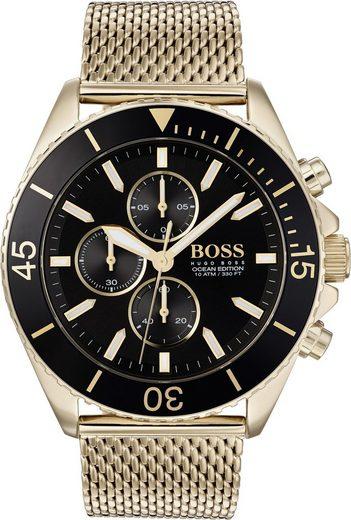 Boss Chronograph »OCEAN EDITION, 1513703«