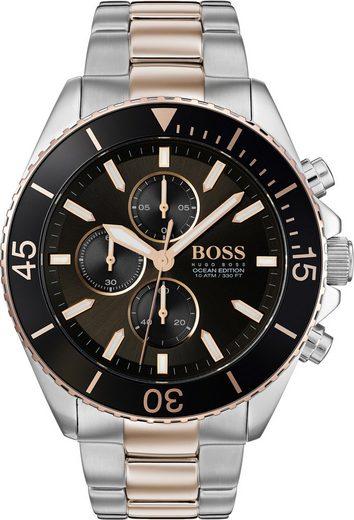 Boss Chronograph »OCEAN EDITION, 1513705«