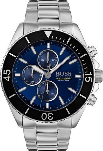 Boss Chronograph »OCEAN EDITION, 1513704«