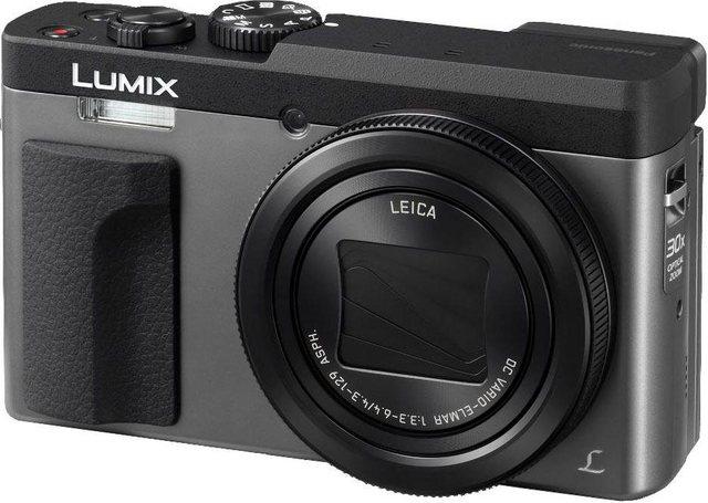 Digitalkameras - Panasonic »DC TZ91« Superzoom Kamera (LEICA DC VARIO ELMAR, 20,3 MP, 30x opt. Zoom, WLAN (Wi Fi)  - Onlineshop OTTO
