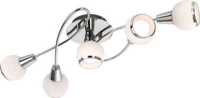Nino Leuchten LED Deckenstrahler »LORIS«, LED Deckenleuchte, LED Deckenlampe