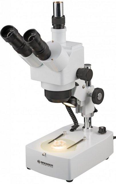 BRESSER Mikroskop »Advance ICD 10x-160x Stereomikroskop«