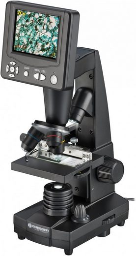 BRESSER Mikroskop »LCD-Mikroskop 8.9cm (3.5)«