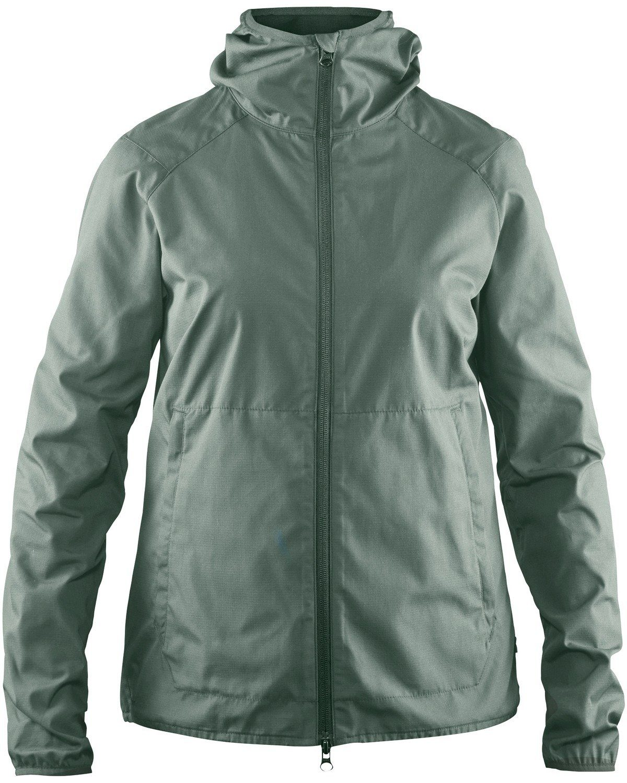 Fjällräven Damen High Coast Hybrid Jacket W Windjacke, Navy