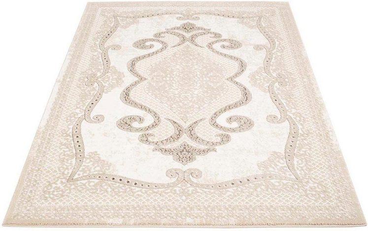 Teppich »Platin 7741«, Carpet City, rechteckig, Höhe 11 mm