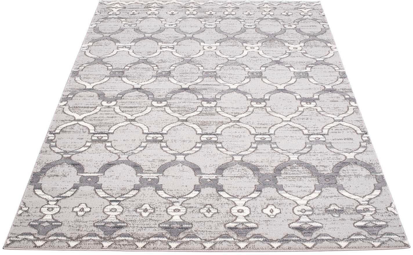 Teppich »Platin 7885«, Carpet City, rechteckig, Höhe 11 mm