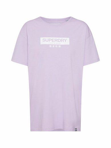 Superdry Rundhalsshirt »Portland«