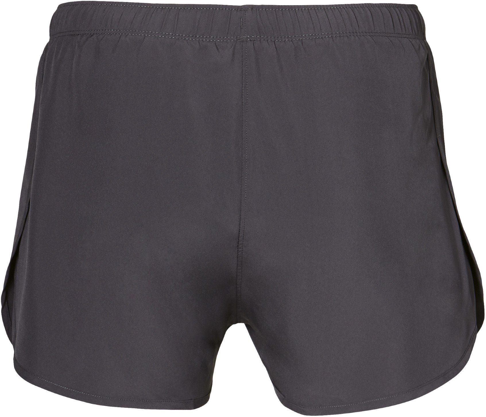 Herren Asics Hose »Silver Split Shorts Herren« grau | 04550214364116