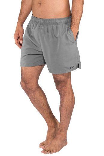 "Nike Hose »Solid Lap 5"" Volley Shorts Herren«"