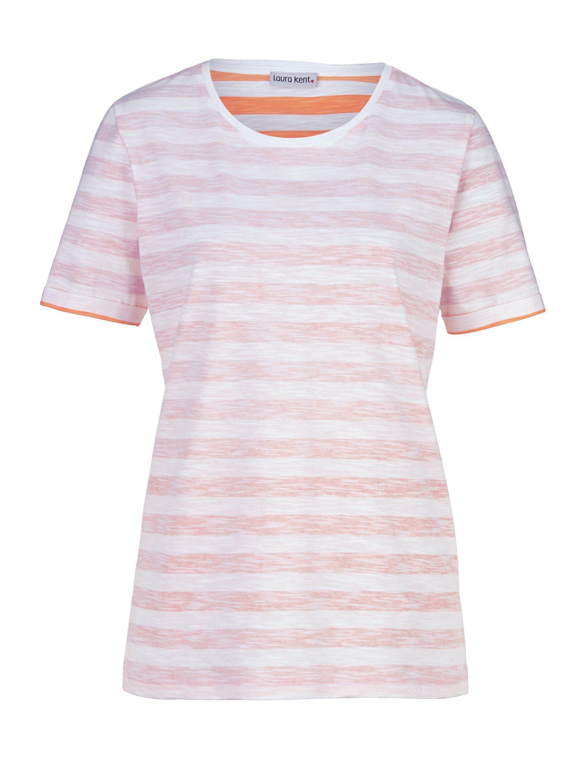 Laura Kent Shirt mit tollem Streifenmuster
