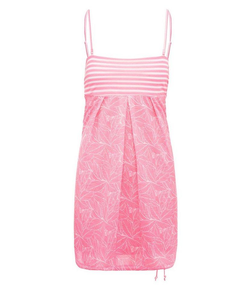 SOCCX Ballonkleid mit abnehmbaren Trägern   Bekleidung > Kleider > Ballonkleider   Rosa   SOCCX