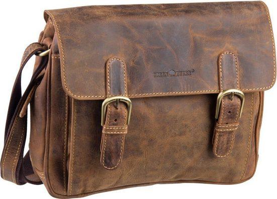 Greenburry Umhängetasche »Vintage 1740 Tasche«