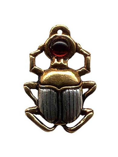 Adelia´s Amulett »Juwel des Atum Ra Talisman«, Skarabäus - Für Mut und Schutz