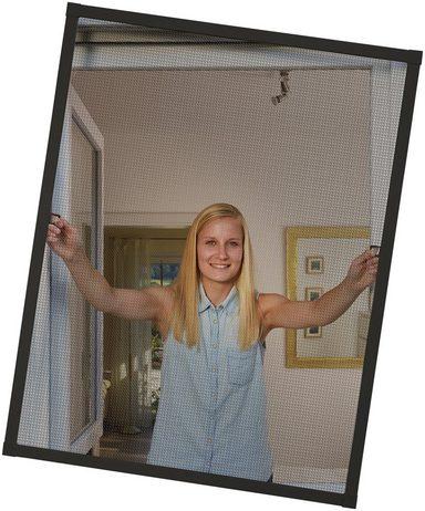 SCHELLENBERG Insektenschutz-Fenster »PLUS«, BxH: 130x150 cm, anthrazit