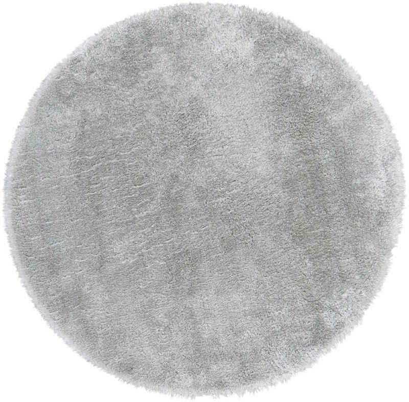Fellteppich »Lamm Fellimitat«, Andiamo, rund, Höhe 20 mm, Teppich, rund, Ø 40 cm, Kunstfell