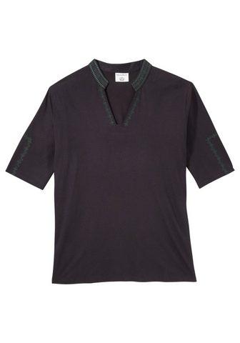 MONDKINI Marškinėliai Moterims su apvadas