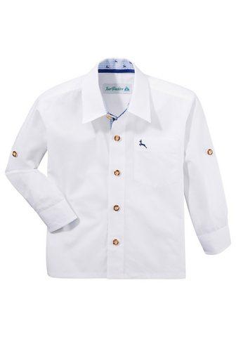 ISAR-TRACHTEN Рубашка в национальном костюме детские...