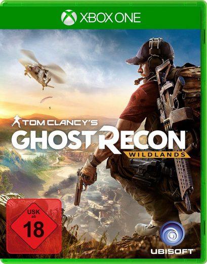 Tom Clancy's: Ghost Recon Wildlands Xbox One, Software Pyramide