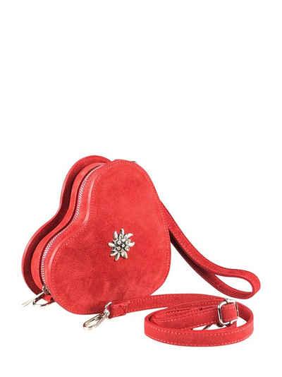 Кожаная сумка Allgäu Rebell