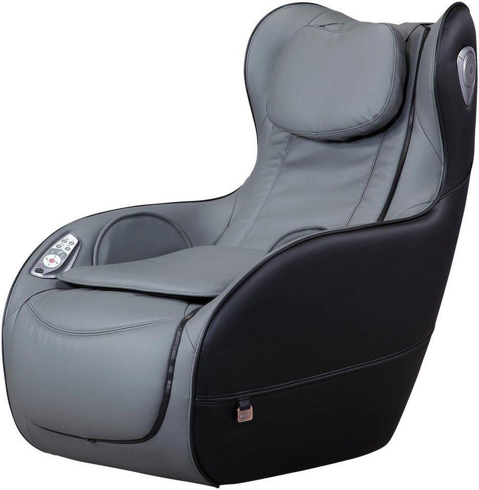 MAXXUS Massagesessel »MX 7.1« | Wohnzimmer > Sessel > Massagesessel | Grau | Abs - Kunststoff - Leder | MAXXUS