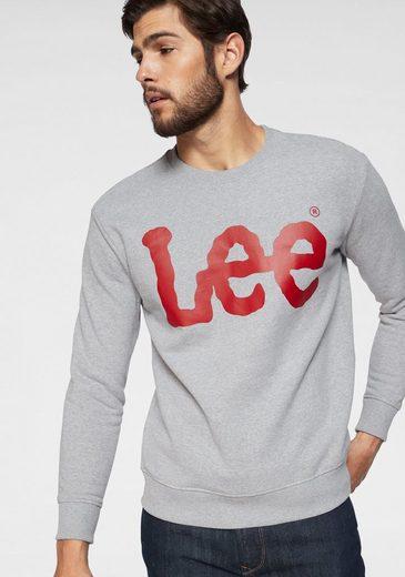 Lee® Sweatshirt mit Logoprint