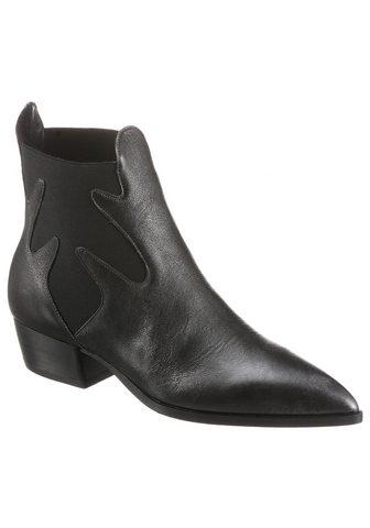 CAFE NOIR Kaubojiško stiliaus batai