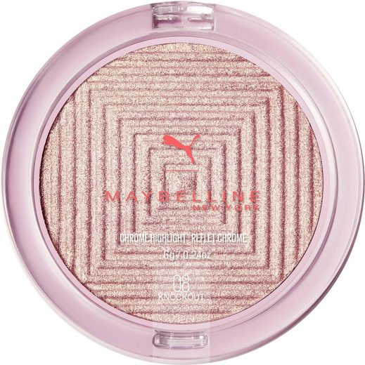 MAYBELLINE NEW YORK Highlighter »Puma Edition Master Chrome«