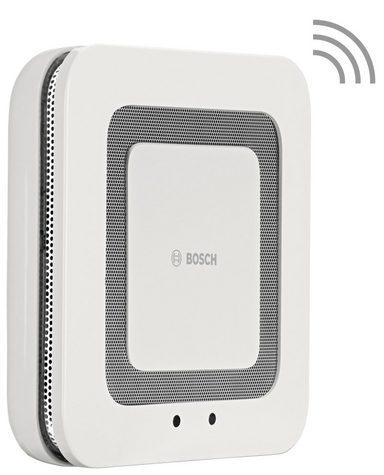BOSCH Gefahrenmelder »Smart Home Rauchwarnmelder Twinguard«, mit Luftgütesensor