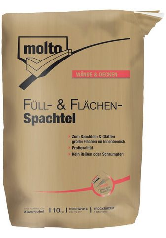 MOLTO Füll- ir Mentelė weiß 10 kg