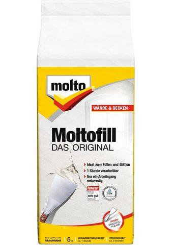 MOLTO Spachtelpulver »fill Innen« weiß 5 kg