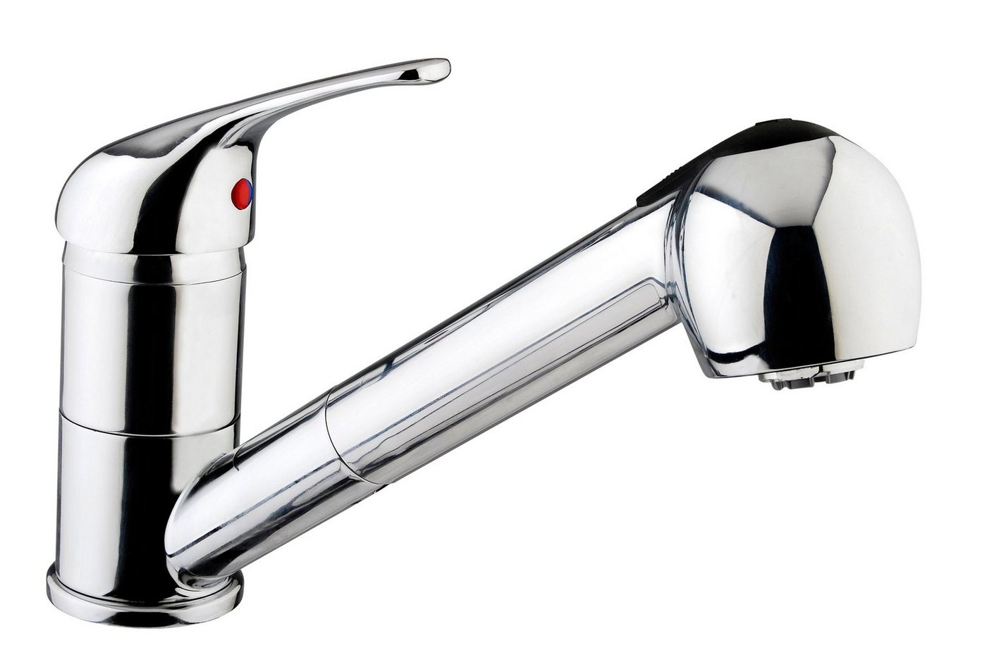Spülenarmatur »Ultra, mit Schlauchbrause, Niederdruck«   Küche und Esszimmer > Spülen   Schütte
