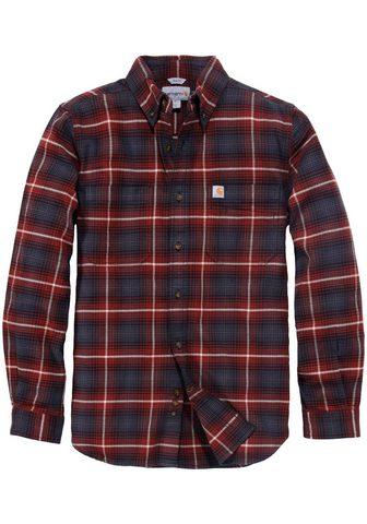 CARHARTT Рубашка »Hamilton узкий Fit&laqu...