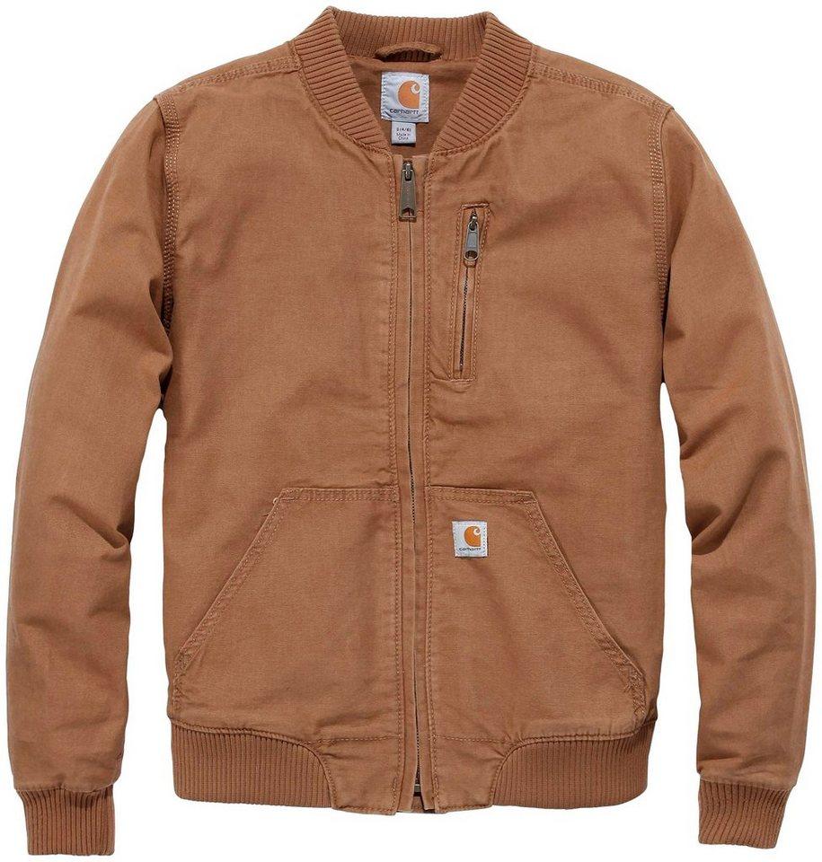 hot sale online 65c28 4bdb3 CARHARTT Jacke »Crawford Bomber«, Damen kaufen | OTTO