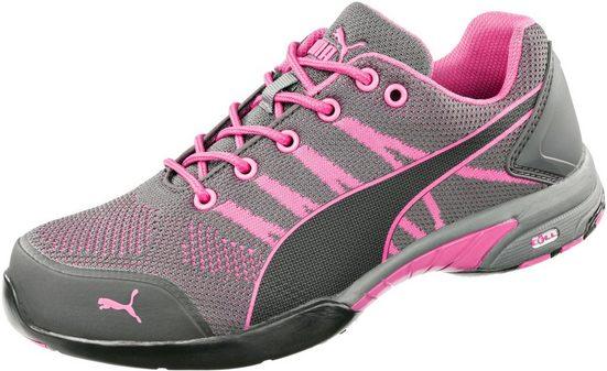 PUMA Sicherheitsschuh »Celerity Knit Pink«